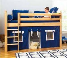 Fort Bunk Bed Turn A Bunk Bed Into A Fort Mount Curtains Tent Top Lanterns