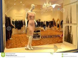 fashion store window editorial stock photo image 51343843