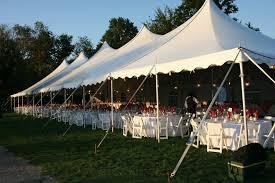 Canopy Tent Wedding by Queens Farm Tent Wedding Wedding Inspiration Pinterest Tent