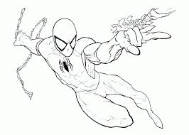 spiderman coloring pages venom coloring pages kids spiderman