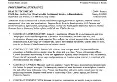 Federal Government Resume Samples by Homely Inpiration Government Resume 6 Federal Resume Sample And