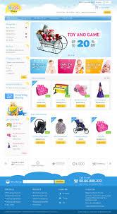 kids store magento responsive template by templatemela themeforest