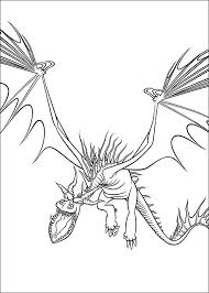 coloriage dessins dragons 4 5 ans romane dragons