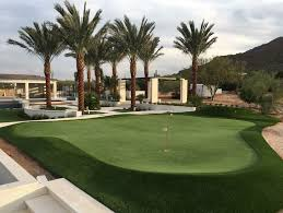garden putting greens in scottsdale arizona u2014 azll