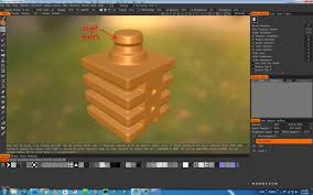 Map Radius Tool Normal Map Tangent Basis Issues 3dcoat 3d Coat Forums