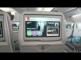siege emirates cabin tour emirates boeing 777 300er