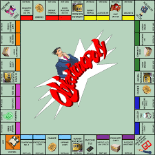 Phoenix Wright Kink Meme - objectionopoly by lunaria42 on deviantart