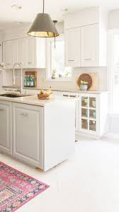 what are the easiest kitchen cabinets to clean a review of my milk paint cabinets 6 month follow up