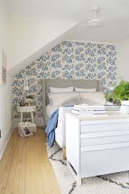 Schlafzimmer Tapeten Ideen 55 Dachschräge Ideen Möbel Geschickt Im Raum Platzieren