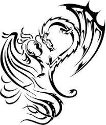 tribal tattoo designs phoenix design phoenix and tattoo