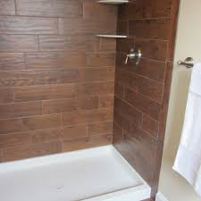 wood tile bathroom contemporary bathroom philadelphia by