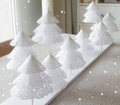 christmas table decorations to make diy table decorations darwin s party website