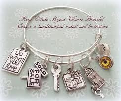 Personalized Gift Ideas by Real Estate Agent Gift Personalized Jewelry Real Estate