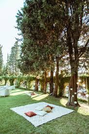great gatsby inspired garden party wedding in tuscany gardens