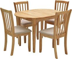 4 Chair Dining Sets 4 Seater Dining Set Four Seater Dining Table And Chairs Inside