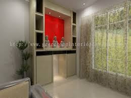 Modern Chinese Altar Designs For Home Johor Altar Cabinet Design From Green Home Interior Design