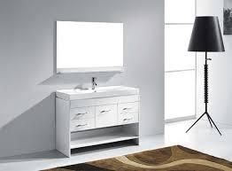 Single Bathroom Vanity by 48