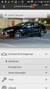 dodge dart app drive dodge app on android did will it do anything useful