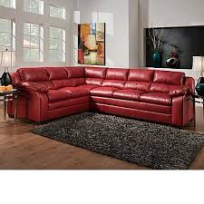 Left Sided Sectional Sofa Left Side Right Side Sectional Sofa Soho Bonded Leather Match Onyx
