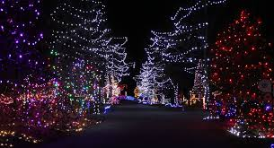 christmas light displays in ohio dazzling drive thru holiday light displays nea member benefits