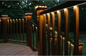 Recessed Deck Lighting Outdoor Deck Lighting Tips Torchstar
