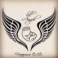 baby angel wing tattoo designs tattooic