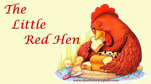 the little red hen english short stories for kids short stories