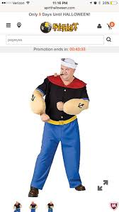 popeye halloween costumes 10 best popeye u0026 olive oyl diy costume images on pinterest diy