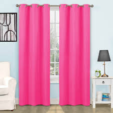 Pink And Navy Curtains Affordable Blackout Curtains 96 Inch Sheer Curtain Panels Deals
