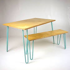 hairpin leg coffee table round diy hairpin dining table coma frique studio 89da64d1776b