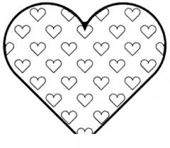 printable heart coloring pages picture coloring printable heart