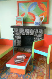 Dollhouse Furniture Kitchen Best 25 Homemade Dollhouse Ideas Only On Pinterest Diy