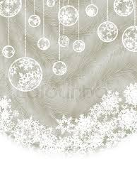elegant new year and cristmas card template stock vector colourbox