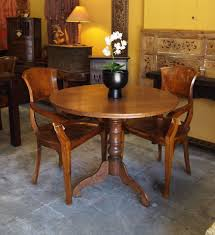 Colonial Dining Room Chairs Teak Colonial Table U0026 Teak Chairs From Gadogado Com Indonesian