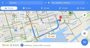 Ohio Google Maps by Google Maps Expands U0027parking Difficulty U0027 Indicator To 25 Cities