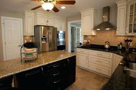 black kitchen island with granite top granite top kitchen table snaphaven