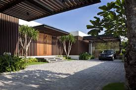open house designs enclosed open house in singapore by wallflower architecture