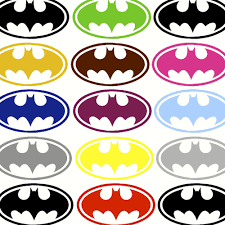 batman wall stickers ebay small batman bat man logo childrens wall art stickers transfer stencil decal