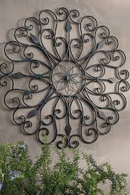 Iron Wrought Wall Decor Wall Ideas Iron Home Decor Wrought Iron Wall Decor A Fashionable