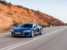 audi r8 chrome blue audi r8 v10 plus 2016 pictures information u0026 specs