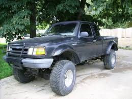ranger ford lifted 1993 lifted ford ranger supercab 3500 obo pirate4x4 com 4x4