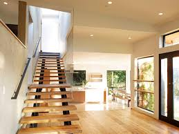 split level bedroom mill valley contemporary split level staircase to master bedroom