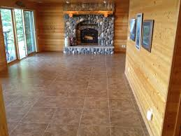 Laminate Basement Flooring Tile Floor Gallery Custom Installations Inc