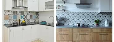 cr馘ence cuisine carreaux de ciment carreaux de ciment la nouvelle collection de pochoirs automne