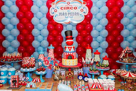 Circus Candy Buffet Ideas by Kara U0027s Party Ideas Circus Birthday Party