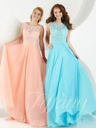 tiffany designs 16153 prom dress prom gown 16153