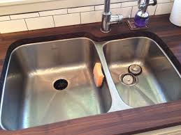 can you replace an undermount sink undermount sink w wood countertops