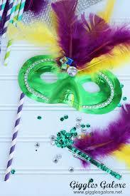 diy mardi gras masks diy mardi gras party horns