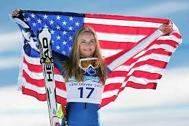 Olimpics Flag Lindsey Vonn I Won U0027t Represent Donald Trump At Olympics 2018