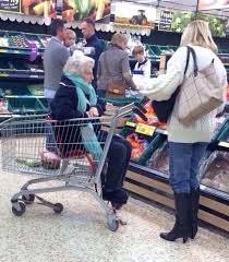 Shopping Cart Meme - lady grocery cart meme grocery best of the funny meme